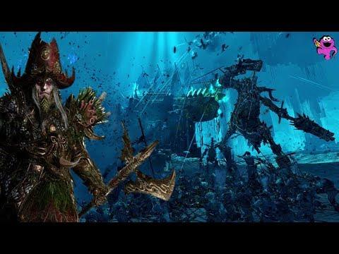 EPIC Vampire Coast Finale – Battle of the Eternal Tides – The Merwyrm Amanar