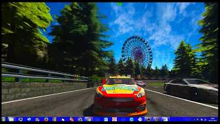 DAYTONA CHAMPIONSHIP USA - SEGA OFFICIAL UPDATE CONTAINS FULL ARCADE  GAME -  PC BASED EUROPA SYSTEM