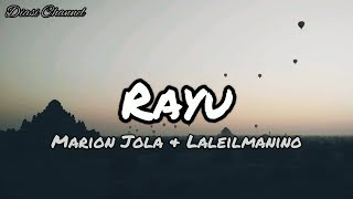Gambar cover Rayu - Marion Jola & Laleilmanino | Lirik