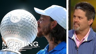 Where does Tommy Fleetwood stand in European Tour power rankings? | Morning Drive | Golf Channel