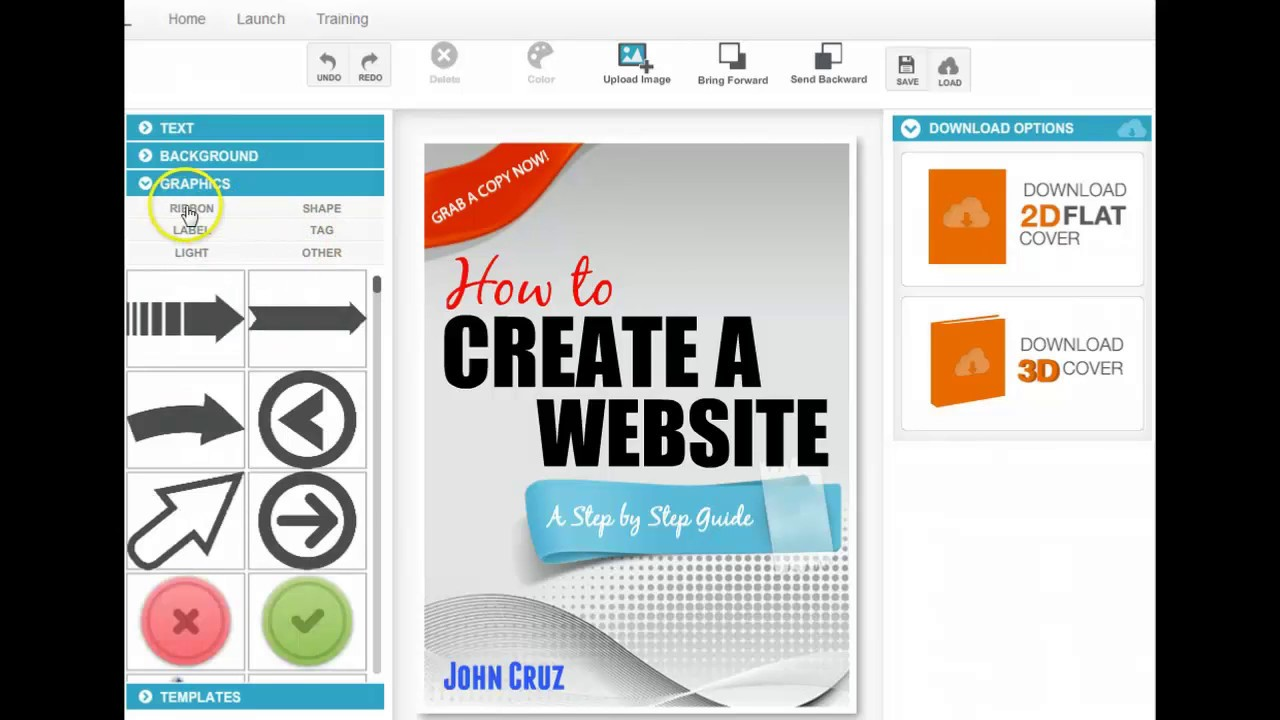 Online Easy Ebook Cover Creator 2017 100 Free Youtube