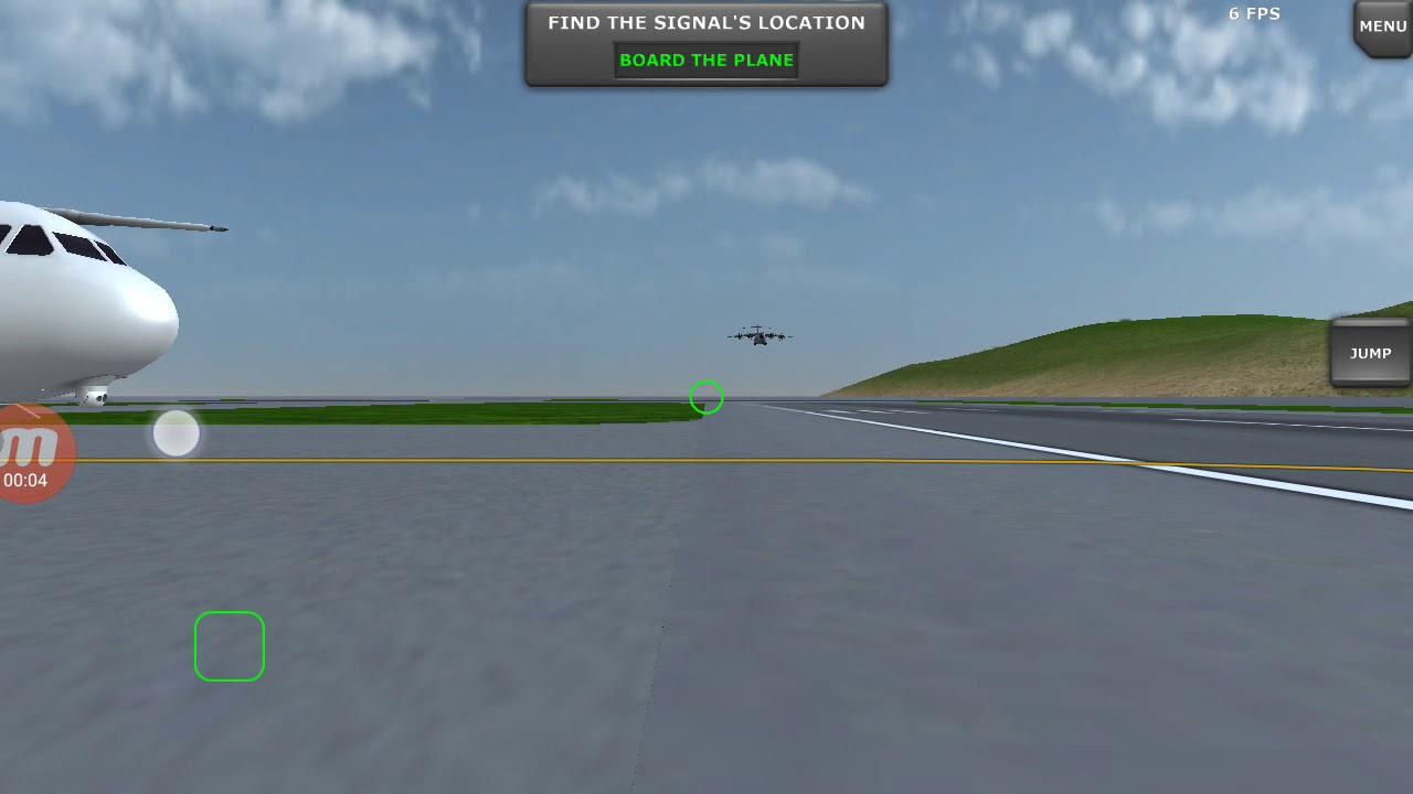 Turboprop flight simulator 3d s o s youtube for Simulatore 3d