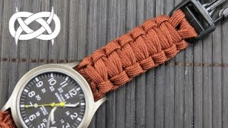 How to make a (Gutted) Solomon Paracord Watch Band Mp3