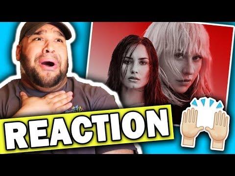 Christina Aguilera ft. Demi Lovato - Fall In Line [REACTION]