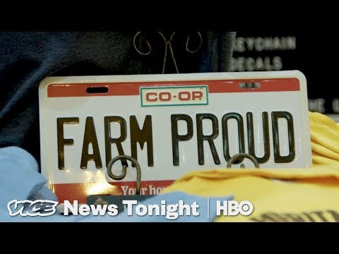 Farmer Convention & Brexit Border Chaos: VICE News Tonight Full Episode (HBO)