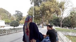 Sex değil istanbul fatih ilçesi fatih anıt parkta suriyeli arapların tacizine ugrayan masum kadın