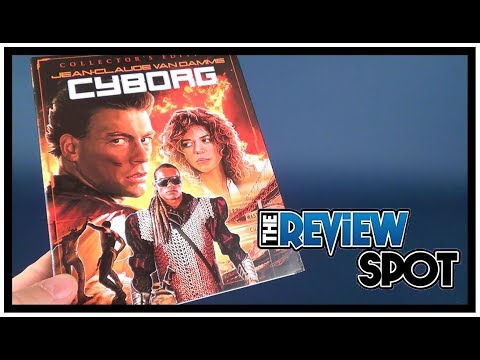 Blu-Ray Spot | Shout Factory Cyborg Collector's Edition on Blu Ray (Released April 24, 2018)