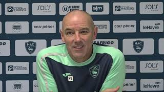 VIDEO: Avant Niort - HAC, interview de Paul Le Guen