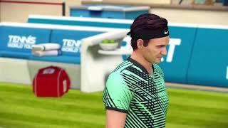 Tennis World Tour - Patch 1.02 Ps4 - Videorecensione