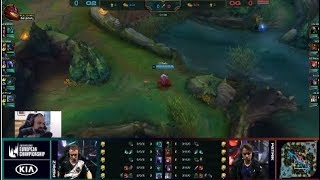 [PapaSmithy VOD Review] LEC Playoffs Spring 2019 G2 Esports vs  Origen Game 1