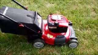 "Troy Bilt 6.75HP B&S Engine 21"" Push Lawn Mower- Moving Sale Final Look & Start  - June 12, 2015"