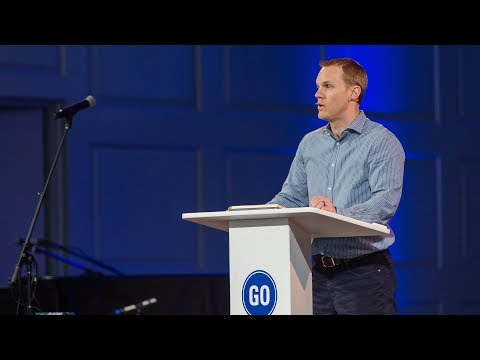 David Platt - Adoniram Judson:  A Call to Go - Romans 10:13-15