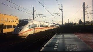 treinen op station houten