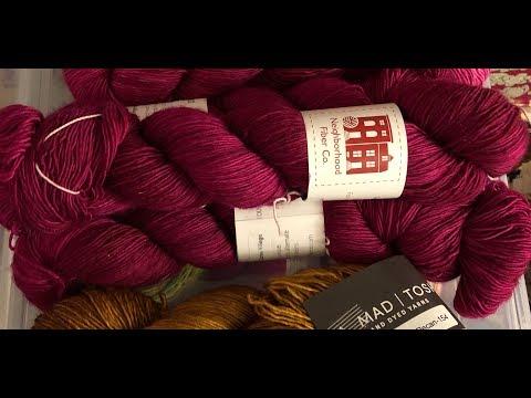 Vogue Knitting Live, NYC 2019