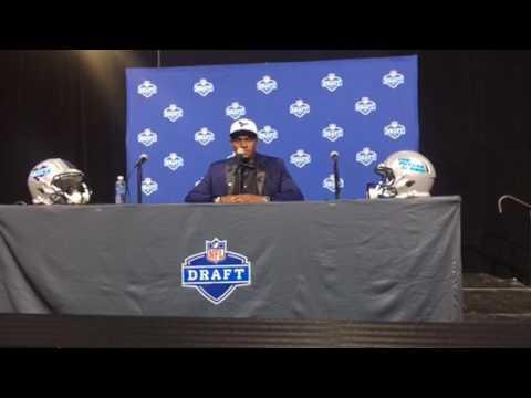 DeShaun Watson Houston Texans 2017 NFL Draft QB #NFLDraft