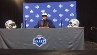 DeShaun Watson Interview Houston Texans 2017 NFL Draft Pick QB #NFLDraft