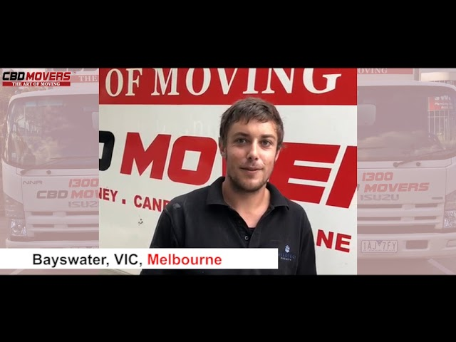 Expert removal company in Bayswater, VIC