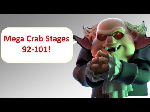 Mega Crab 92-101 Pia is a beast!