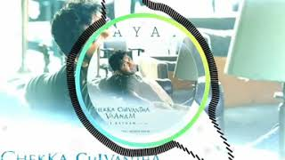 Hayati song- check chivantha vaanam