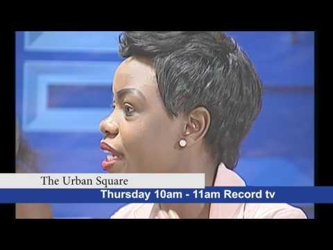 THE URBAN SQUARE ON RECORD TV UGANDA