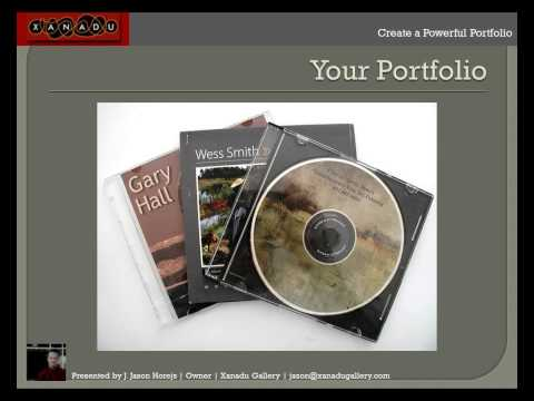 How to Create a Professional, Effective Portfolio