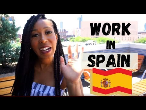 How To Score A Job In Spain From The USA