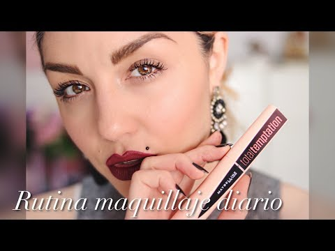 Rutina de maquillaje diario, natural y rápido  Total Temptation AD   Dirty Closet