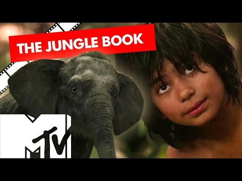 The Jungle Book (2016) Elephants Clip With Jon Favreau Commentary | MTV