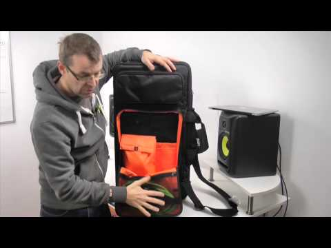 UDG Ultimate Midi Controller Backpack Large Review