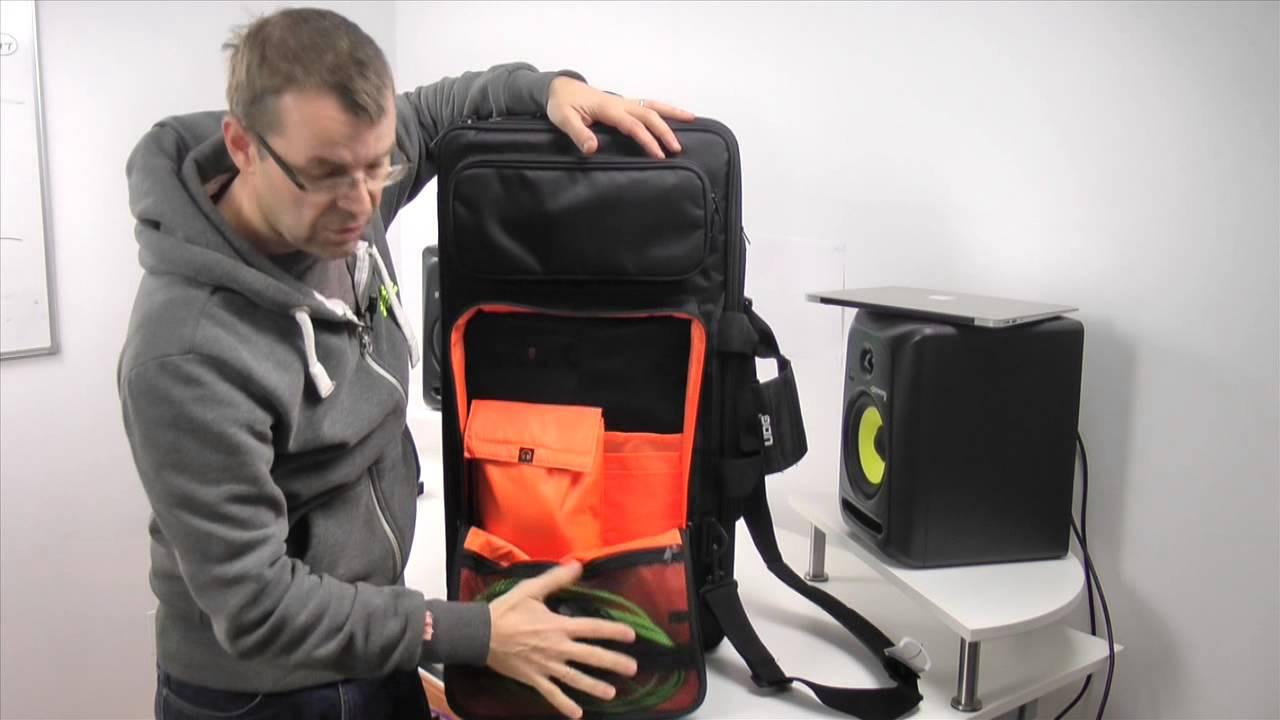 UDG DDJ-SX Midi Controller Bag dgqWaf