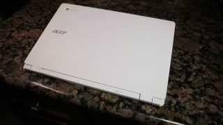 Acer Chromebook 13 CB5-311-T9B0 Review @AcerAmerica