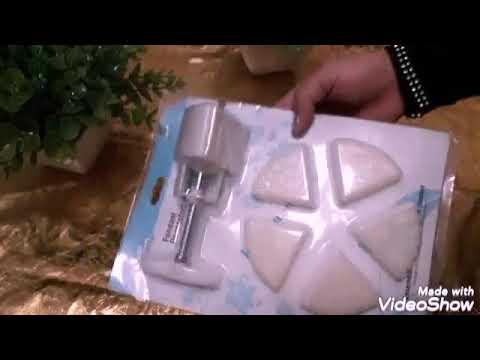 طريقة استخدام قوالب الكليچه الجديده /#66مطبخ كلشي وكلاشي