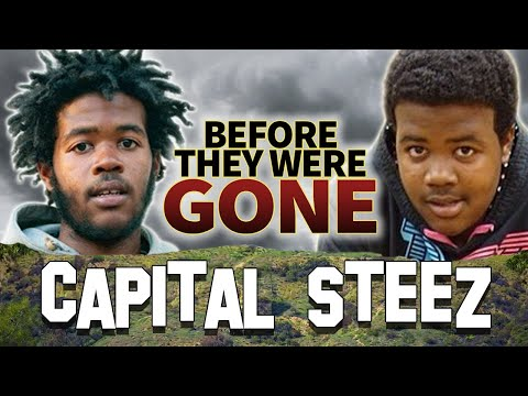 CAPITAL STEEZ - Before They Were DEAD