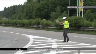 TÁBORSKO: Dálnice D3 má svou dálniční policii (R1 JIH)