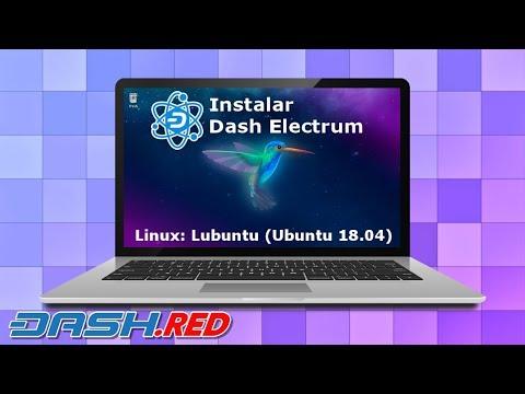 Instalar La Billetera Dash Electrum En Linux Ubuntu