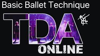 Basic Ballet Technique