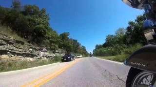 Eureka Springs to Holiday Island Arkansas