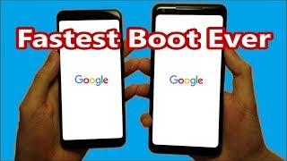 Google Pixel 3 vs Pixel 2 XL Speed Test, Cameras and Speakers! #tea...