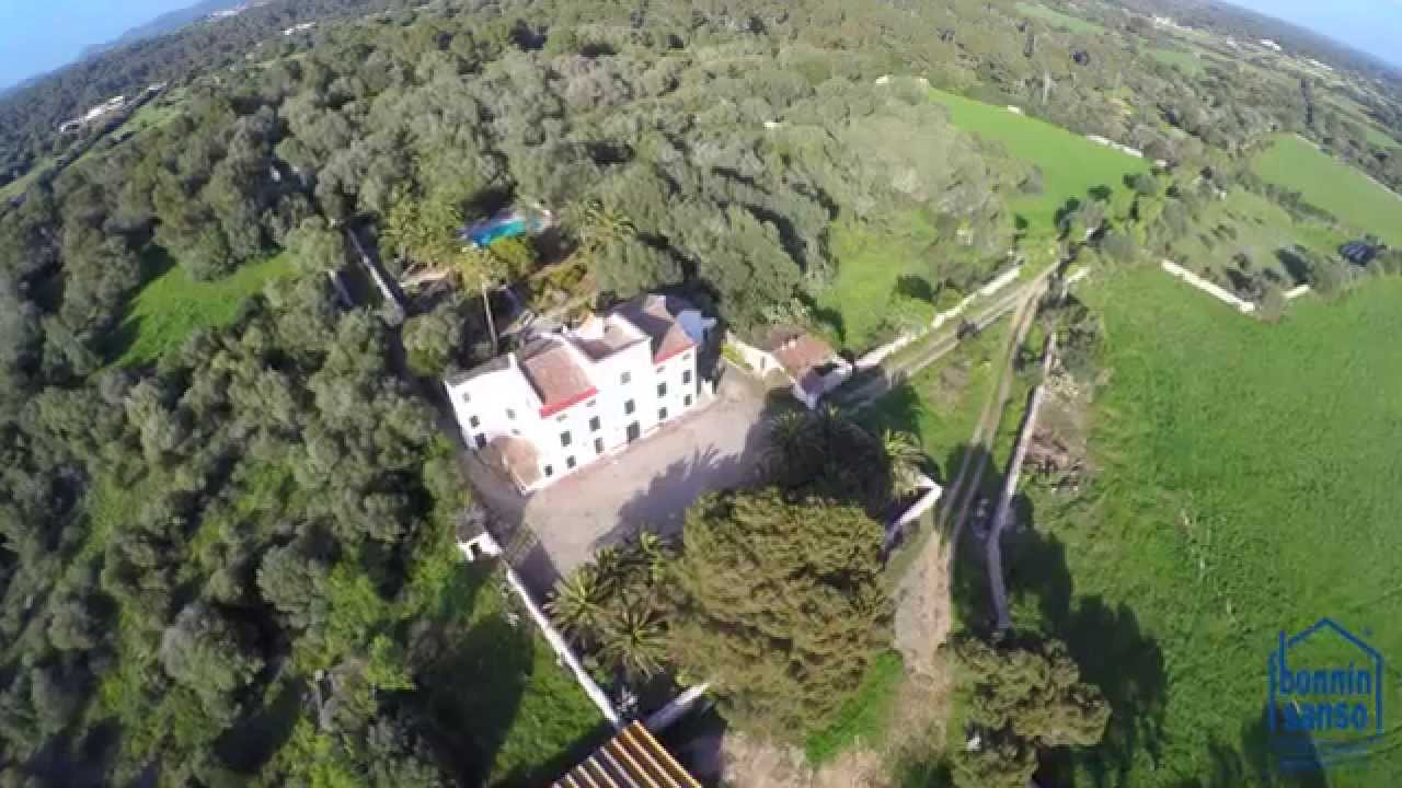 Majestuosa finca r stica en majestic country estate in - Inmobiliaria bonnin sanso ...