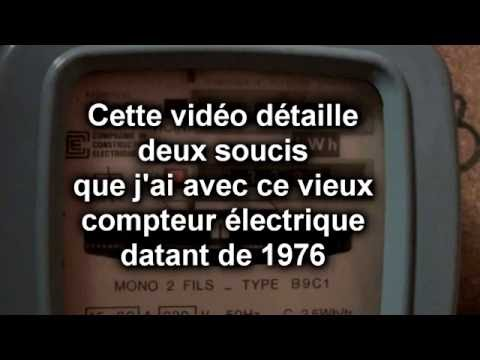 probl me avec compteur edf part 2 youtube. Black Bedroom Furniture Sets. Home Design Ideas