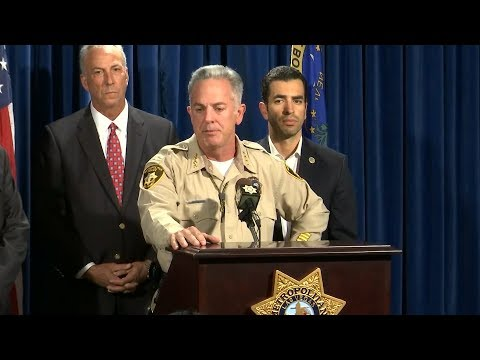 Las Vegas Shooting: Authorities provide an update on Las Vegas massacre