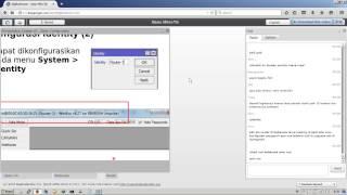 mikrotik training online ilmujaringan 1 Basic Configuration