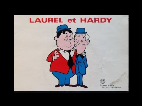 Laurel et Hardy - One Together is Two