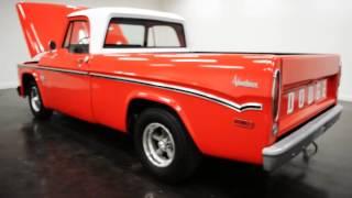 1970 Dodge D100 Adventurer Pickup