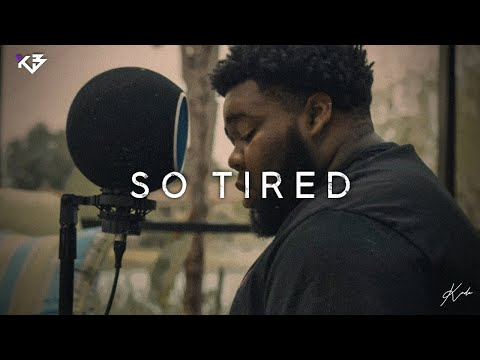 """[FREE] """"So Tired"""" – (2021) Rod Wave Type Beat x Hotboii Type Beat / Uptempo Piano Type Beat"""
