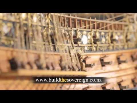 De Agostini Sovereign of the Seas NZ