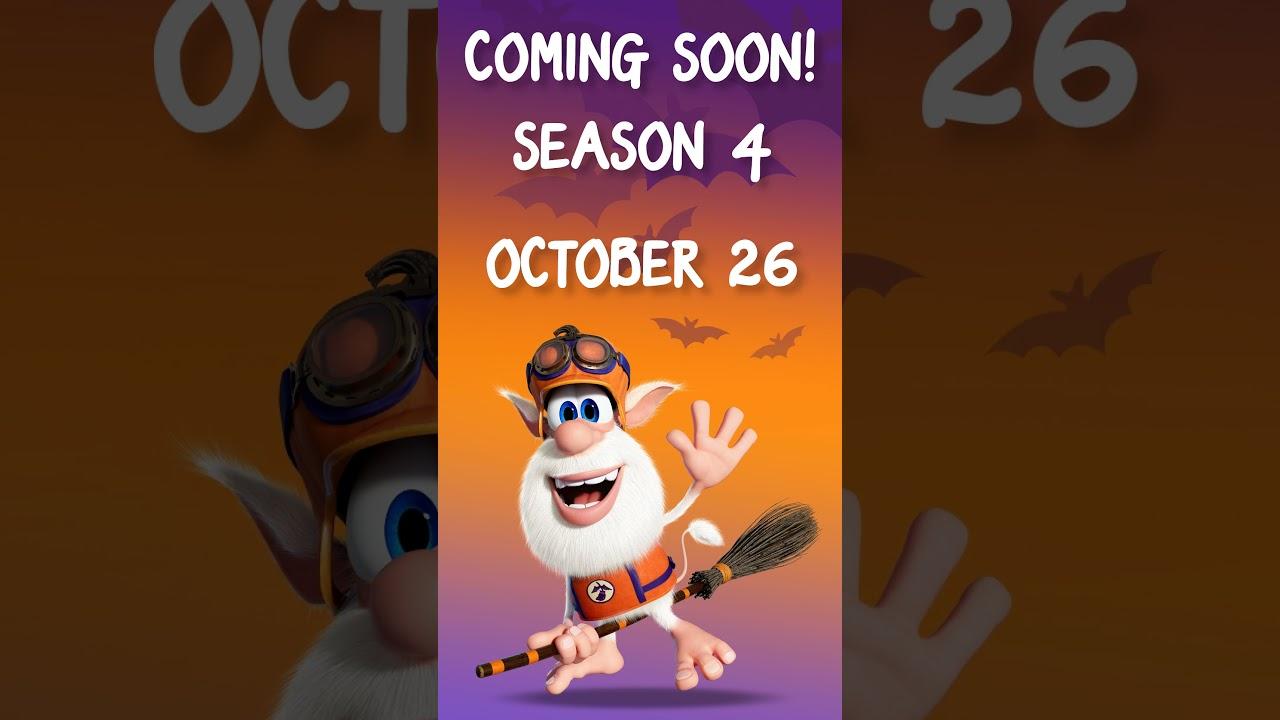 Booba - Season 4 Premiere - Cartoon for kid