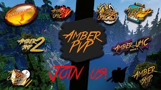 How to Join Amber UHC and Amber SMP!