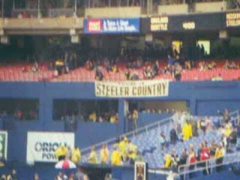 Steelers Tribute - Thanks For The Memories