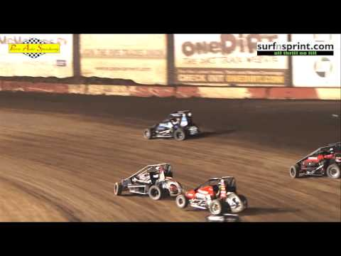 73rd Turkey Night Grand Prix Highlights from Perris Auto Speedway